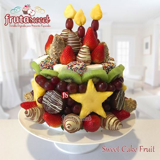 Picture of SWEET CAKE FRUIT