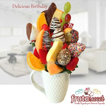 Picture of DELICIOUS BIRTHDAY