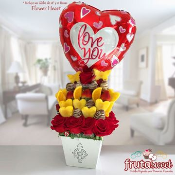 Picture of FLOWER HEART