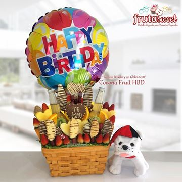 Picture of CORONA FRUIT FULL HBD