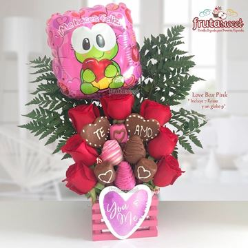 Picture of LOVE BOX PINK