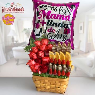 Picture of PICNIC FLOWER CELEBRATION MAMA
