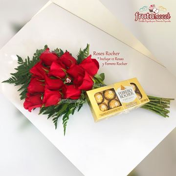 Picture of ROSES ROCHER