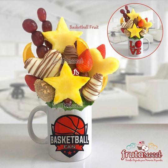 Picture of BASKETBALL FRUIT