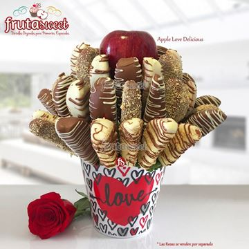 Imagen de APPLE LOVE DELICIOUS