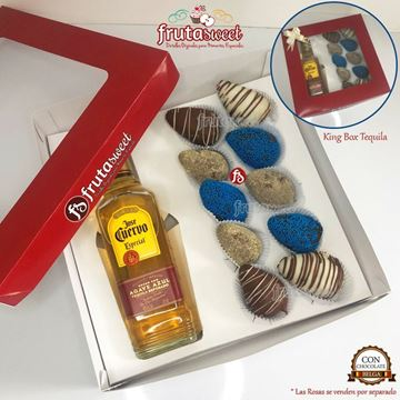 Picture of King Box Tequila