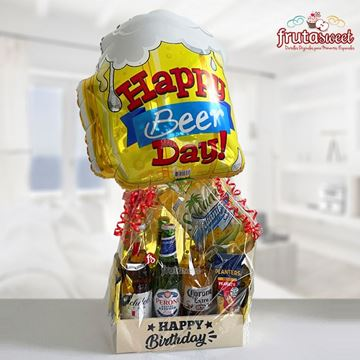 """Picture of HAPPY """"BEER"""" DAY"""